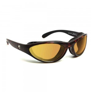 7eye Airshield Viento Dark Tortoise SV Yellow