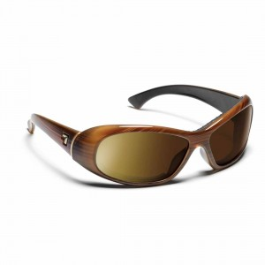 7eye Airdam WOMENS  Zephyr Sandalwood SV Polarized Copper